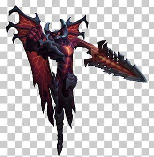 League Of Legends Riot Games Video Game Aatrox PNG