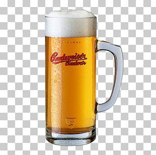 Beer Pint Glass Budweiser Budvar Brewery Imperial Pint PNG