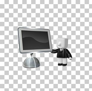Computer Monitor 3D Computer Graphics PNG