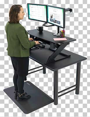 Standing Desk Table IMovR PNG