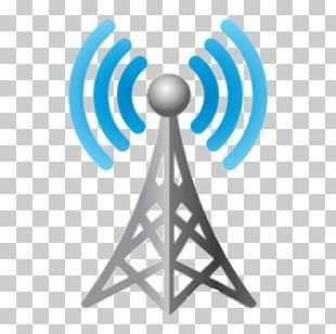 Wireless Telecommunications Tower Cell Site Mobile Phones PNG