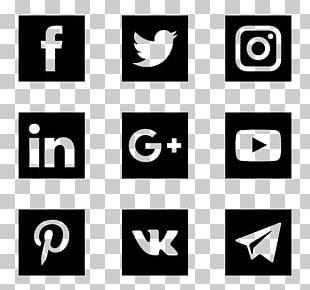 Social Media Marketing Social Network Logo PNG