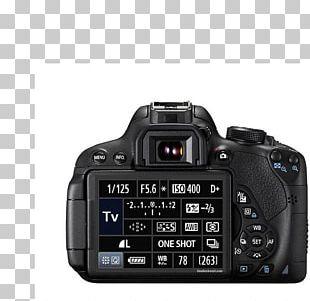 Canon EOS 700D Canon EOS 7D Mark II Canon EOS 450D Canon EF-S 18–55mm Lens PNG