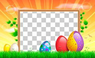 Easter Bunny Easter Egg Cranberry Easter PNG