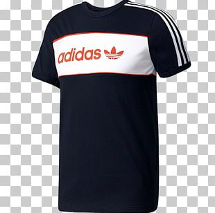 T-shirt Adidas Originals Clothing Sportswear PNG