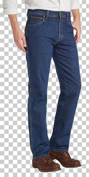 Wrangler Jeans Denim T-shirt Stone Washing PNG