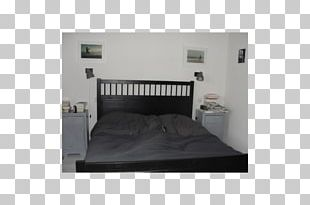 Bed Frame Mattress Property Angle PNG