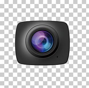 Camera Lens Panorama PNG
