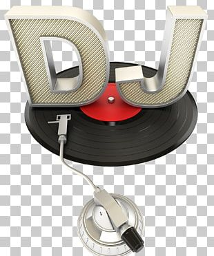Disc Jockey Headphones Computer File PNG