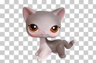 Littlest Pet Shop Cat PNG