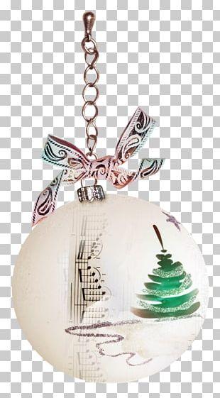 Locket Christmas Ornament PNG