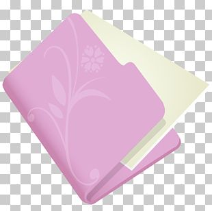 Pink Purple Magenta Lilac Heart PNG