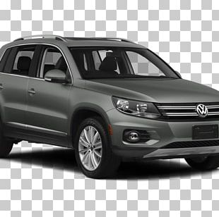 2018 Volkswagen Tiguan Limited 2.0T SUV Sport Utility Vehicle Car Front-wheel Drive PNG