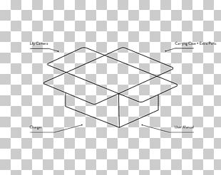 Drawing White Angle Point PNG