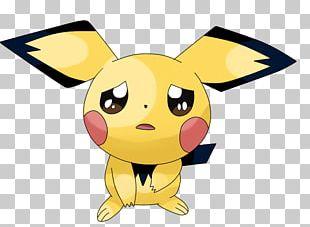 Pokémon X And Y Pikachu Pichu Drawing PNG