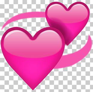 Emoji Heart Symbol PNG