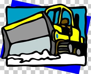 Snowplow Plough Snow Removal PNG