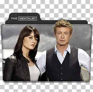Simon Baker Robin Tunney The Mentalist Red John Patrick Jane PNG