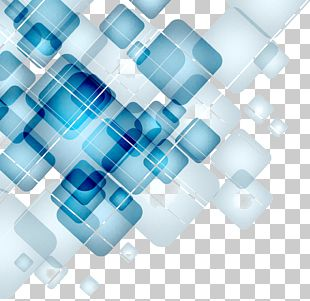Blue Angle Rectangle PNG