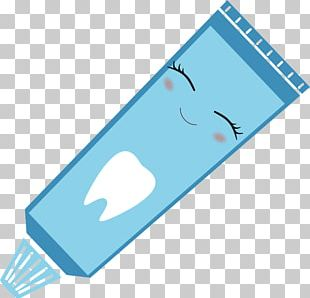Toothpaste Toothbrush Cartoon PNG