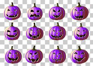 Candy Pumpkin Halloween Jack-o-lantern PNG