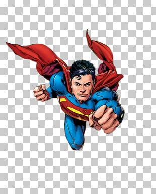 Superman Logo Comics Artist PNG
