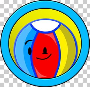 Beach Ball Art PNG