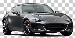 2016 Mazda MX-5 Miata 2018 Mazda MX-5 Miata Mazda MX-5 RF Car PNG