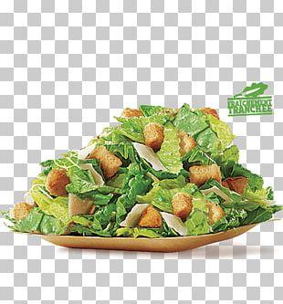 Caesar Salad Whopper Burger King Grilled Chicken Sandwiches Chicken Salad Vinaigrette PNG