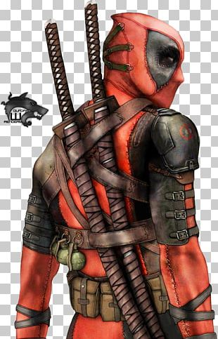 Deadpool YouTube Desktop PNG