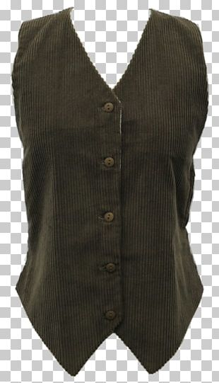 Gilets Blouse Sleeve Button Barnes & Noble PNG