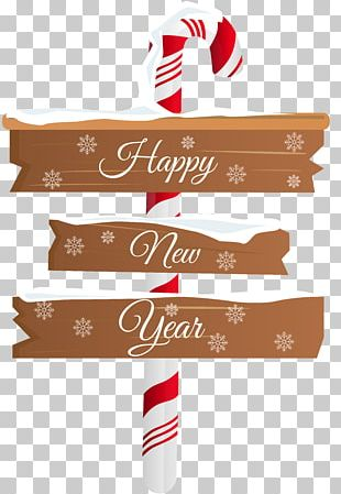 New Year's Day Christmas PNG