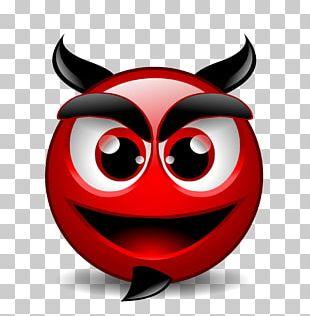 Smiley Emoticon Emoji Devil Animation PNG