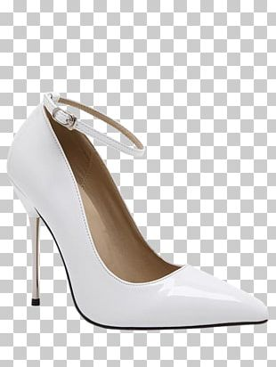 Heel White Online Shopping Court Shoe Strap PNG
