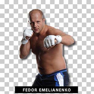 Fedor Emelianenko Boxing Glove Mixed Martial Arts Pradal Serey PNG
