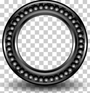 Ball Bearing Rolling-element Bearing PNG