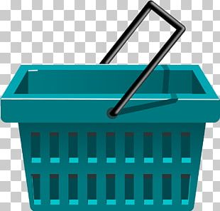 Shopping Cart Basket Grocery Store PNG