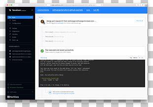 Terraform HashiCorp Computer Program Open-source Software GitHub PNG