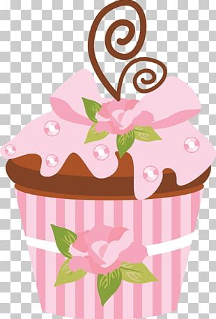 Cupcake Muffin Cake Decorating Chocolate Cake PNG
