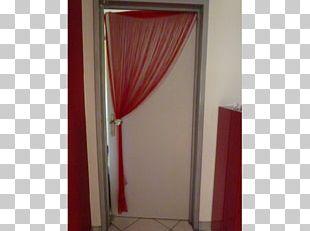 Curtain & Drape Rails Door Window Covering PNG