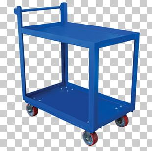 Hand Truck Cart Tool Transport Workshop PNG