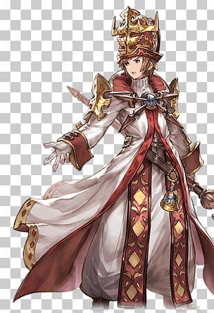 Granblue Fantasy Character Illustration Art PNG