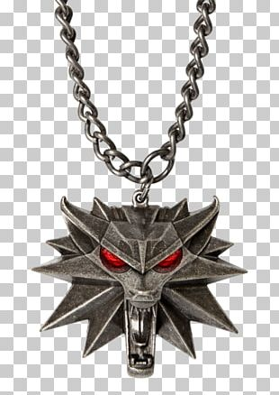 The Witcher 3: Wild Hunt Charms & Pendants Necklace Amazon.com PNG