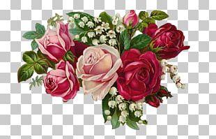 Wedding Invitation Rose Flower Bouquet PNG