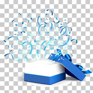 Box Gift Computer File PNG