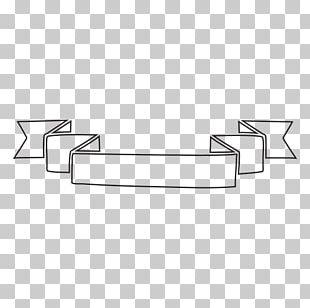 Paper Ribbon Label PNG