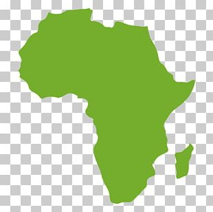 Africa World Map PNG