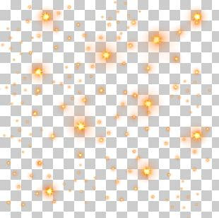 Light Star Motif PNG