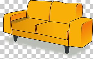 Couch Furniture Living Room Table PNG
