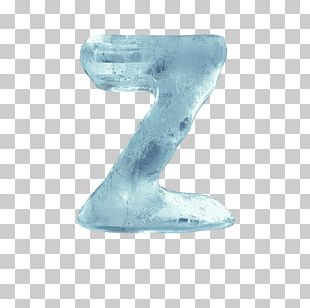 Ice Cube Letter PNG